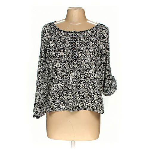 Forever 21 Blouse in size M at up to 95% Off - Swap.com