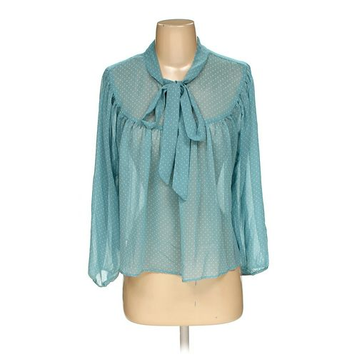H.I.P Happening In The Present Blouse in size S at up to 95% Off - Swap.com
