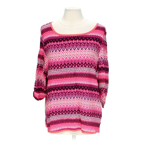 Hug+ Blouse in size XL at up to 95% Off - Swap.com