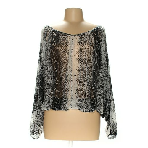 i Jeans By Buffalo Blouse in size L at up to 95% Off - Swap.com