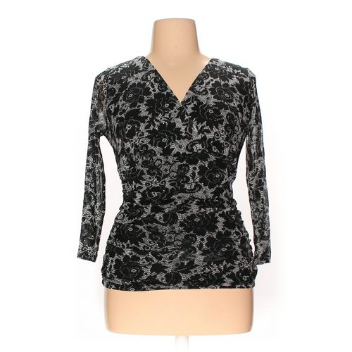 I⋅N⋅C International Concepts Blouse in size XL at up to 95% Off - Swap.com