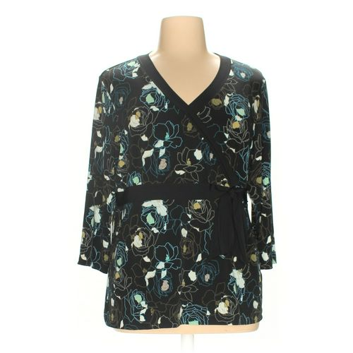 Jaclyn Smith Blouse in size 1X at up to 95% Off - Swap.com