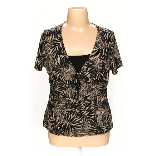 Jaclyn Smith Blouse in size XL at up to 95% Off - Swap.com