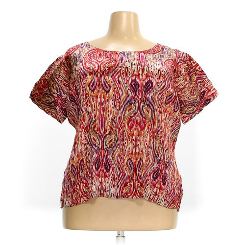Jaclyn Smith Blouse in size XXL at up to 95% Off - Swap.com