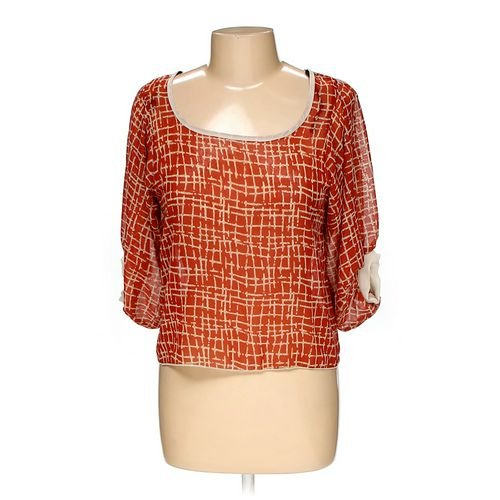 January 7 Blouse in size L at up to 95% Off - Swap.com