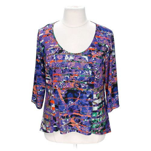Jete Blouse in size 1X at up to 95% Off - Swap.com