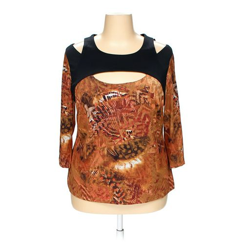 Jete Blouse in size 2X at up to 95% Off - Swap.com