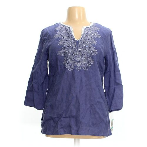 JM Collection Blouse in size 16 at up to 95% Off - Swap.com