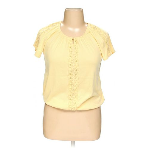 Karen Scott Blouse in size L at up to 95% Off - Swap.com