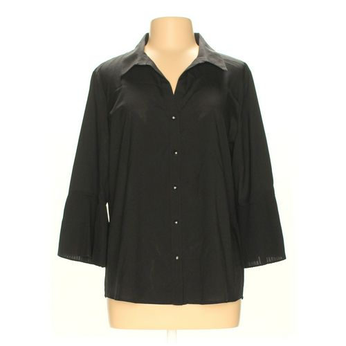 KARL LAGERFELD Blouse in size L at up to 95% Off - Swap.com