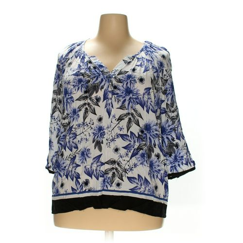 Kenar Blouse in size 2X at up to 95% Off - Swap.com
