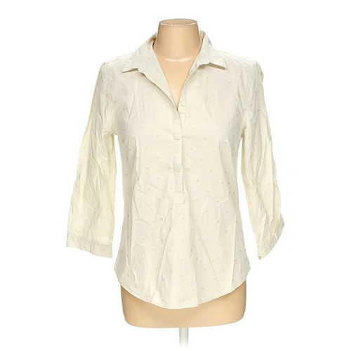 Lands' End Blouse in size 6 at up to 95% Off - Swap.com