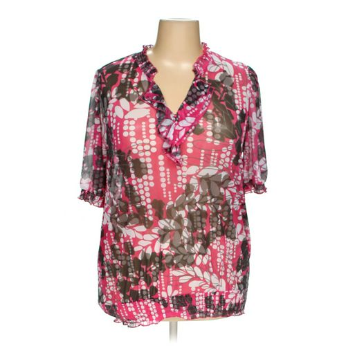 Lane Bryant Blouse in size 18 at up to 95% Off - Swap.com