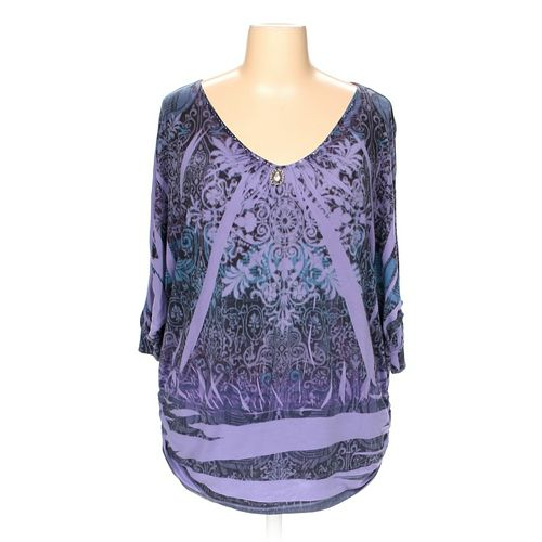 Lane Bryant Blouse in size 22 at up to 95% Off - Swap.com