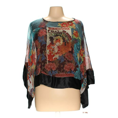 Lew Magram Blouse in size L at up to 95% Off - Swap.com