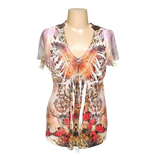 Live and Let Live Blouse in size 1X at up to 95% Off - Swap.com