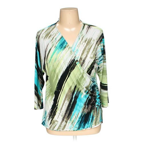 Liz Claiborne Blouse in size XL at up to 95% Off - Swap.com