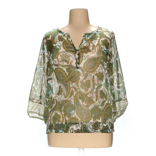 Liz Claiborne Blouse in size L at up to 95% Off - Swap.com