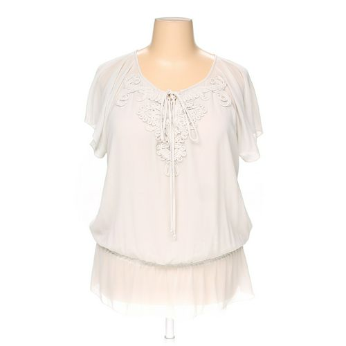 Max Studio Blouse in size 2X at up to 95% Off - Swap.com
