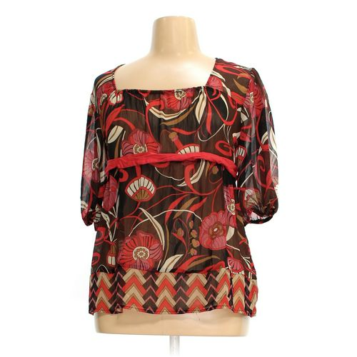 Mossimo Blouse in size 22 at up to 95% Off - Swap.com