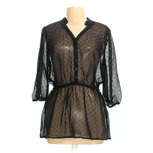Mossimo Supply Co. Blouse in size L at up to 95% Off - Swap.com