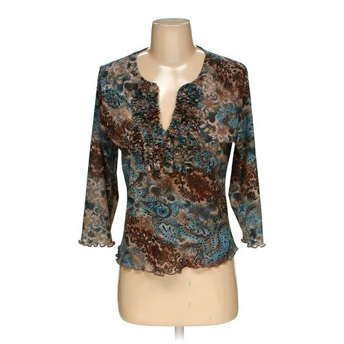 New York City Design Company Blouse in size S at up to 95% Off - Swap.com