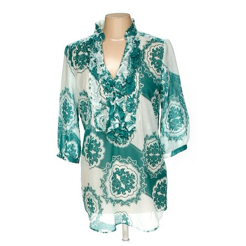 New York & Company Blouse in size M at up to 95% Off - Swap.com