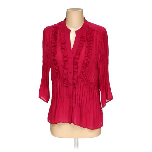 NY Collection Blouse in size S at up to 95% Off - Swap.com