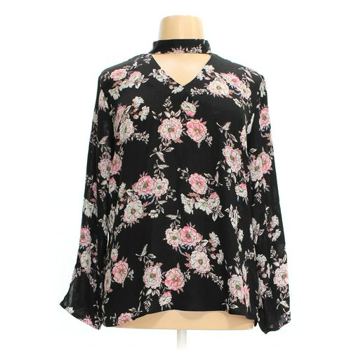 NY Collection Blouse in size XL at up to 95% Off - Swap.com