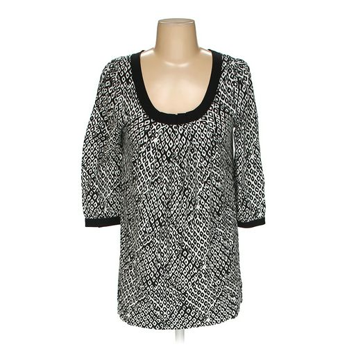 Pink Twill Blouse in size S at up to 95% Off - Swap.com