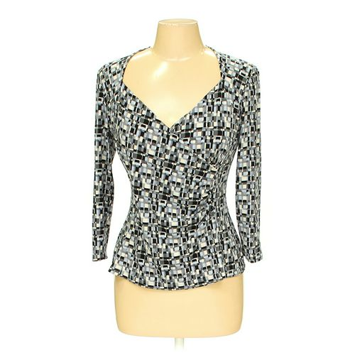 Portrait Blouse in size M at up to 95% Off - Swap.com