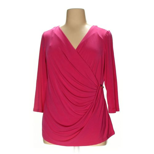 Premise Blouse in size 1X at up to 95% Off - Swap.com