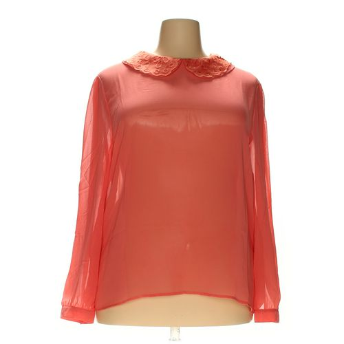 Roman Fashion Blouse in size 2X at up to 95% Off - Swap.com