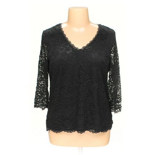 Roz & Ali Blouse in size XL at up to 95% Off - Swap.com