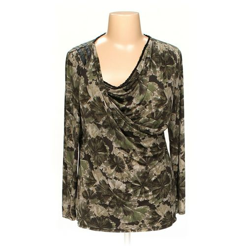 Simply Vera by Vera Wang Blouse in size XL at up to 95% Off - Swap.com