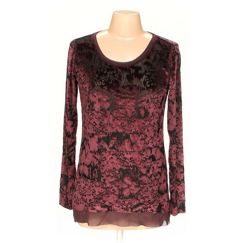 Simply Vera by Vera Wang Blouse in size M at up to 95% Off - Swap.com