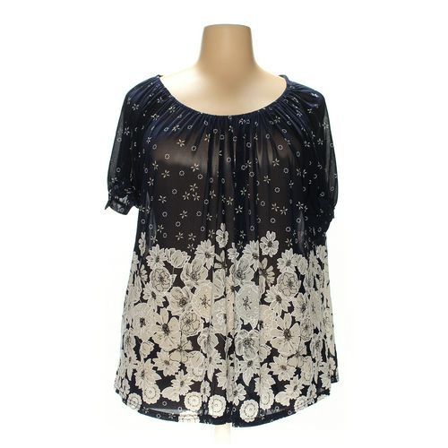 Siren Lily Blouse in size 3X at up to 95% Off - Swap.com