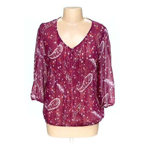 St. John's Bay Blouse in size L at up to 95% Off - Swap.com