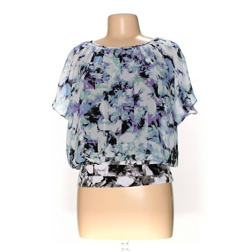 Style & Co Blouse in size M at up to 95% Off - Swap.com