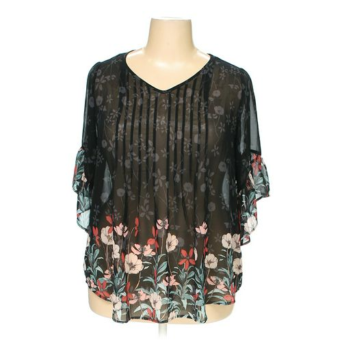 Style & Co Blouse in size 1X at up to 95% Off - Swap.com