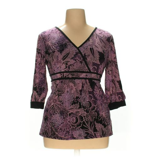 Style & Co Blouse in size XL at up to 95% Off - Swap.com