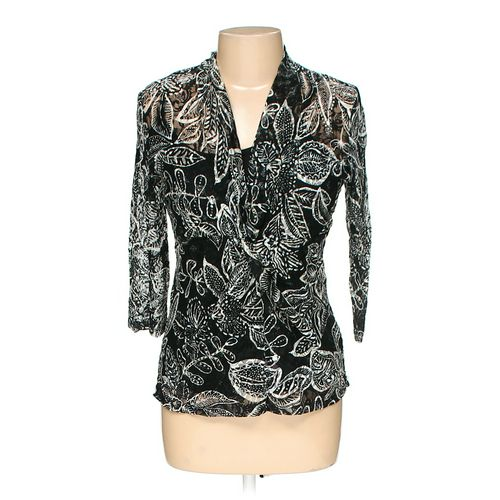 Style & Co Blouse in size L at up to 95% Off - Swap.com