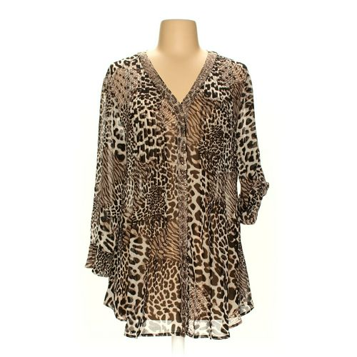 Style & Co Blouse in size S at up to 95% Off - Swap.com