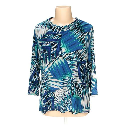Susan Graver Blouse in size XL at up to 95% Off - Swap.com