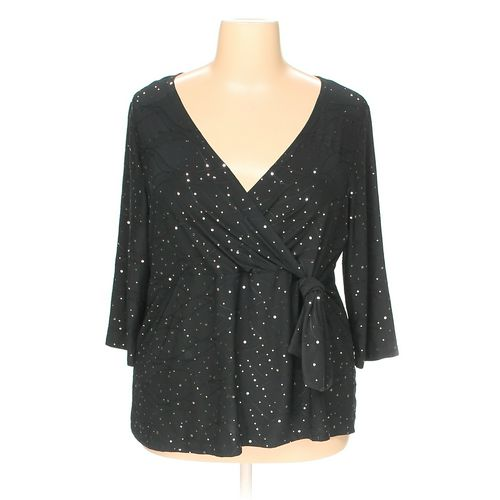 Susan Lawrence Blouse in size 3X at up to 95% Off - Swap.com