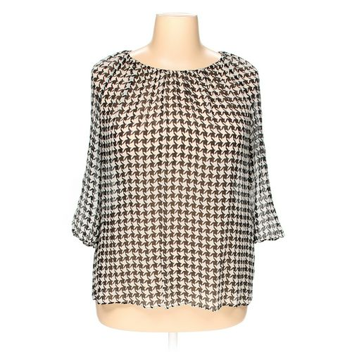 Talbots Blouse in size 2X at up to 95% Off - Swap.com