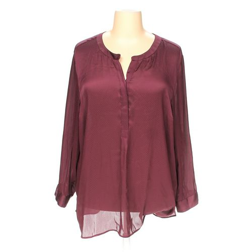 Talbots Blouse in size 3X at up to 95% Off - Swap.com