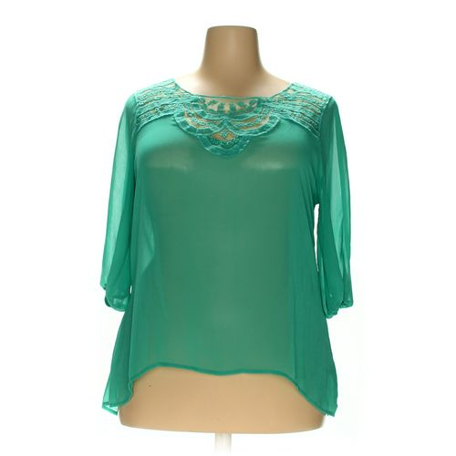 Tua Blouse in size 2X at up to 95% Off - Swap.com