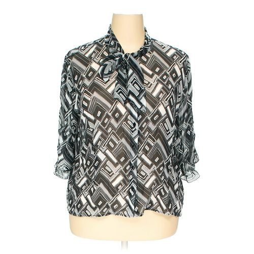 VICTOR Blouse in size 22 at up to 95% Off - Swap.com