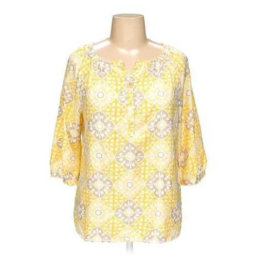 White Stag Blouse in size XL at up to 95% Off - Swap.com